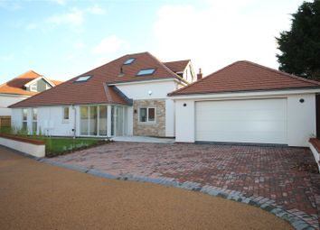 Thumbnail 5 bed detached house for sale in Gatelands, Rodney Road, Saltford, Bristol