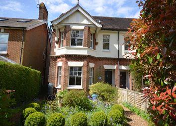 4 bed semi-detached house for sale in Ridgway Road, Farnham, Surrey GU9
