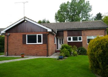 Thumbnail 3 bedroom detached bungalow to rent in Parklands, Ponteland, Newcastle Upon Tyne