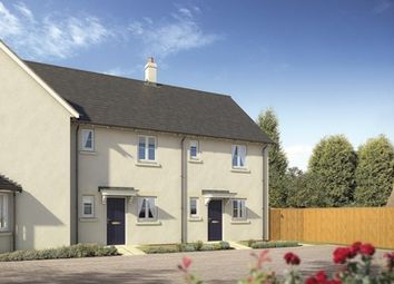 "Thumbnail 2 bed semi-detached house for sale in ""The Thurlstone"" at Picket Twenty, Andover"