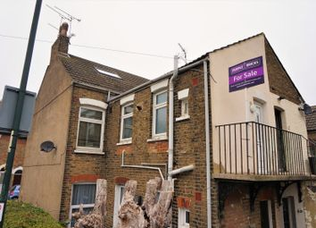 Thumbnail 2 bed flat for sale in Longley Road, Rochester