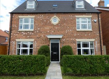 Thumbnail 5 bedroom detached house for sale in Bluebell Road, Scartho, Grimsby