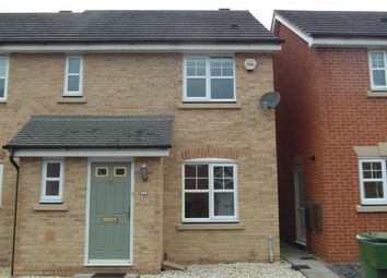 Thumbnail 3 bed semi-detached house to rent in Railway Walk, Bromsgrove