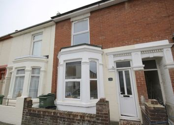 Thumbnail 7 bed terraced house to rent in Wheatstone Road, Southsea