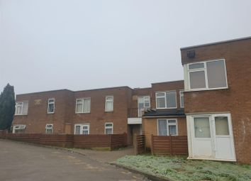 Thumbnail 1 bed flat to rent in St Clements Court, Comet Close, Fosse Lane, Leicester