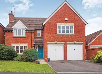 Thumbnail 5 bed detached house for sale in Cole Close, Taunton