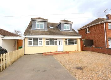 Thumbnail 4 bedroom detached house for sale in Lowland Avenue, Leicester Forest East, Leicester