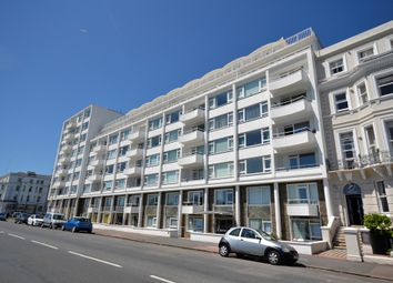 Thumbnail 1 bed flat for sale in King Edwards Parade, Eastbourne