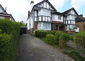 Thumbnail 3 bed property to rent in Longland Drive, London