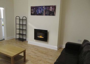Thumbnail 2 bed flat to rent in Addycombe Terrace, Heaton, Newcastle Upon Tyne