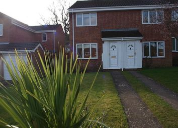 Thumbnail 2 bed end terrace house to rent in Mercury Gardens, Hamble, Southampton