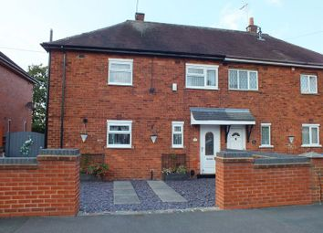 Thumbnail 2 bed semi-detached house for sale in Duddell Road, Smallthorne, Stoke-On-Trent