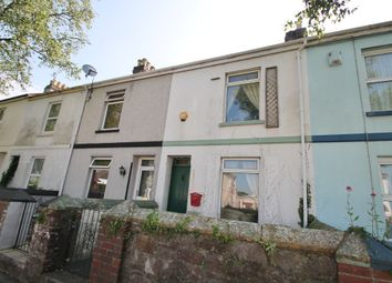 Thumbnail 1 bedroom terraced house for sale in Coombe Park Lane, Plymouth