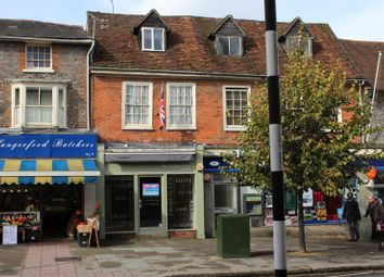 Thumbnail 2 bed flat to rent in High Street, Hungerford, Berkshire, 0Dn.