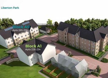 Thumbnail 2 bed flat for sale in Plot 229, Liberton Park, Liberton Gardens, Edinburgh