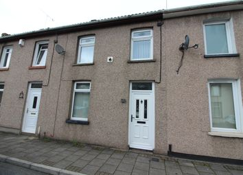 Thumbnail 2 bed terraced house for sale in Tredegar Street, Cross Keys, Newport