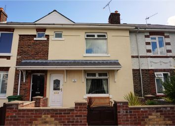 Thumbnail 3 bed terraced house for sale in Childe Square, Portsmouth