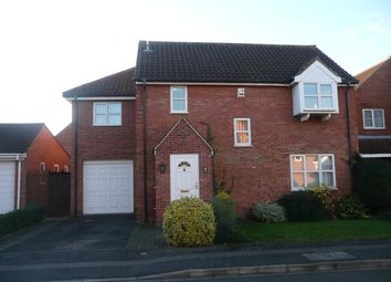 Thumbnail 4 bedroom detached house to rent in Hereford Grove, Biggleswade