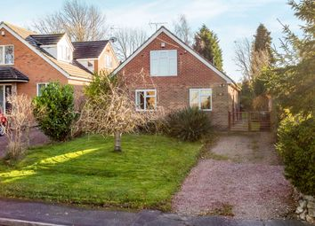 Thumbnail 4 bedroom detached house for sale in Monsom Lane, Repton, Derby