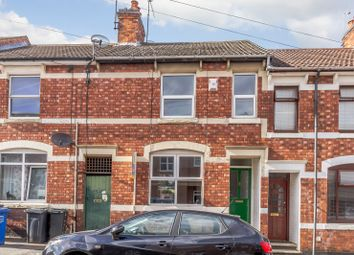 Thumbnail 3 bed terraced house for sale in Russell Street, Kettering