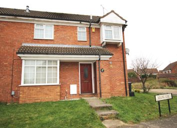 Thumbnail 2 bed property to rent in Kelling Close, Luton