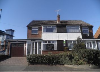 Thumbnail 3 bed semi-detached house for sale in Walsall Road, West Bromwich, West Midlands