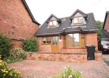 Thumbnail 1 bedroom detached house to rent in Clive Gardens, Market Drayton