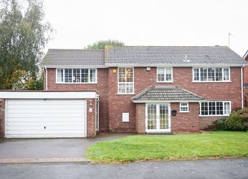 Thumbnail 5 bed detached house for sale in The Mount, Curdworth, Sutton Coldfield