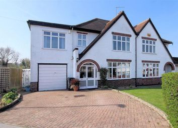 Thumbnail 4 bed semi-detached house for sale in Bennetts Way, Shirley, Surrey