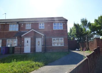 Thumbnail 3 bed end terrace house for sale in Clearwater Close, Liverpool, Merseyside