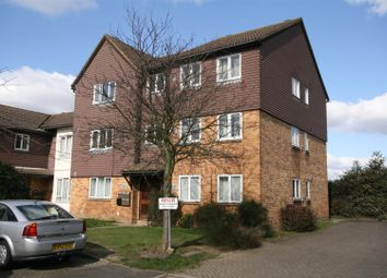 Thumbnail 1 bed flat for sale in Brendon Close, Harlington, Hayes