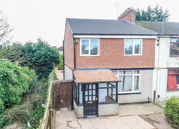 Thumbnail 5 bed end terrace house for sale in Burlington Road, Stoke, Coventry