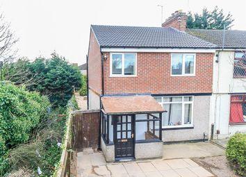 Thumbnail 5 bedroom end terrace house for sale in Burlington Road, Stoke, Coventry