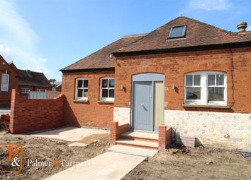 Thumbnail 2 bed bungalow for sale in The Old Grammar School, Waterloo Avenue, Leiston