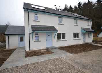 Thumbnail 3 bed semi-detached house to rent in Dunkeld