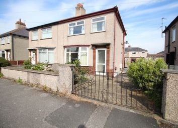 Thumbnail 3 bed semi-detached house for sale in Acre Moss Lane, Morecambe, Lancashire