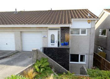 Thumbnail 3 bedroom semi-detached house for sale in Fort Austin Avenue, Crownhill, Plymouth