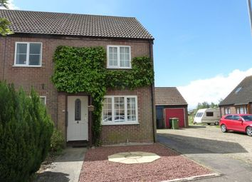 Thumbnail 2 bed semi-detached house to rent in Garlondes, East Harling, Norwich