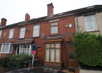 Thumbnail 4 bed terraced house to rent in Holt Road, Blackheath, Halesowen, West Midlands