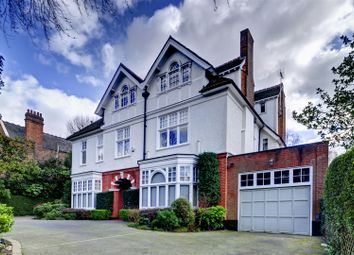 Thumbnail 8 bed detached house for sale in Broadlands Road, London