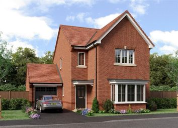 "Thumbnail 4 bedroom detached house for sale in ""The Esk"" at Weldon Road, Cramlington"