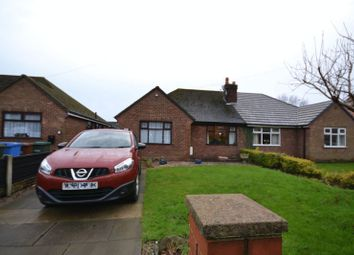 Thumbnail 2 bed semi-detached bungalow for sale in Moor Road, Croston, Leyland