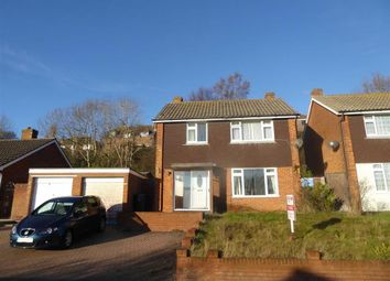 Thumbnail 3 bed detached house for sale in Ashford Way, Hastings, East Sussex