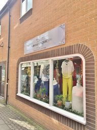 Thumbnail Retail premises for sale in Garthway Arcade, Northallerton