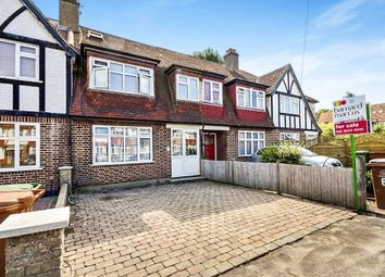 Thumbnail 4 bed terraced house for sale in Hillview Road, Sutton