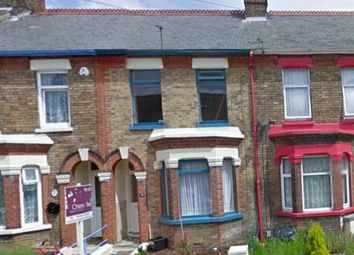 Thumbnail 3 bed terraced house to rent in Heathfield Avenue, Dover