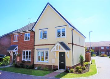 Thumbnail 3 bed semi-detached house for sale in Maple Lane, Wickford