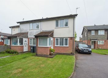 Thumbnail 2 bed end terrace house for sale in Walcote Close, Hinckley