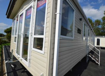Thumbnail 3 bed mobile/park home for sale in Tarka Holiday Park, Braunton Rd, Ashford, Barnstaple
