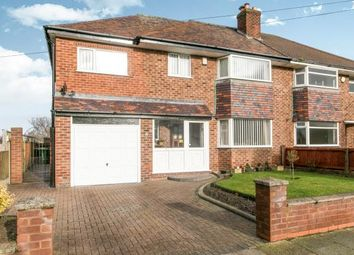 Thumbnail 4 bed semi-detached house for sale in Ennisdale Drive, West Kirby, Wirral